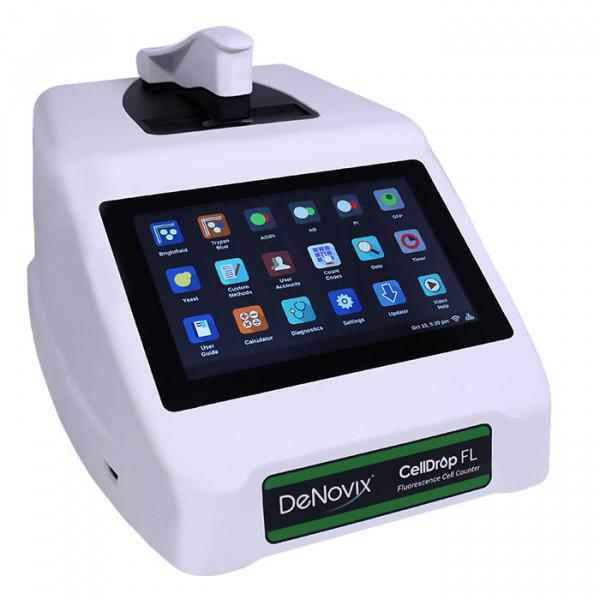 Artikelbild 1 des Artikels CellDrop 2 Channel Fluorescence Cell Counter